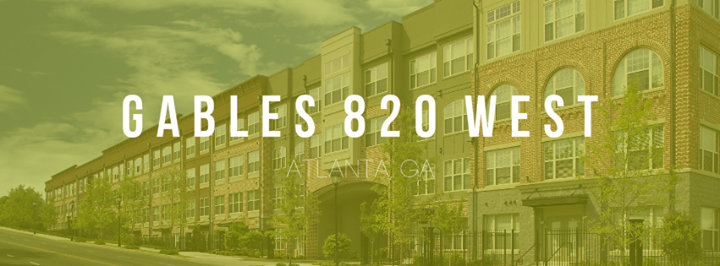 Gables 820 West cover