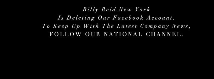 Billy Reid New York cover
