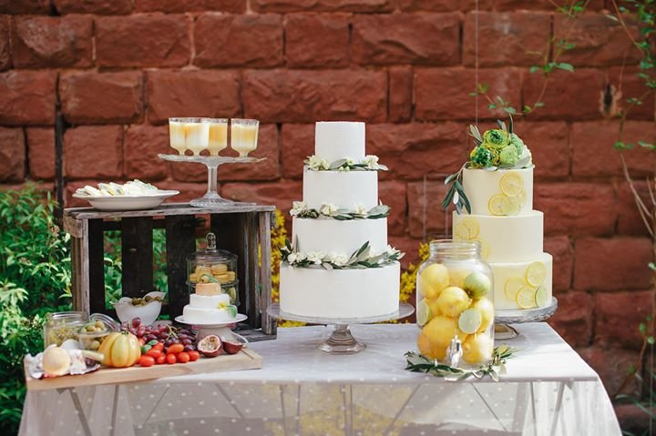 Cake Styling cover