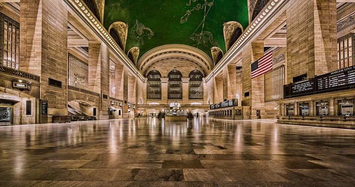 Grand Central Terminal cover