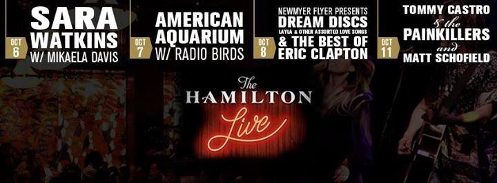 The Hamilton cover