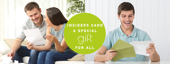 insiders CARD cover