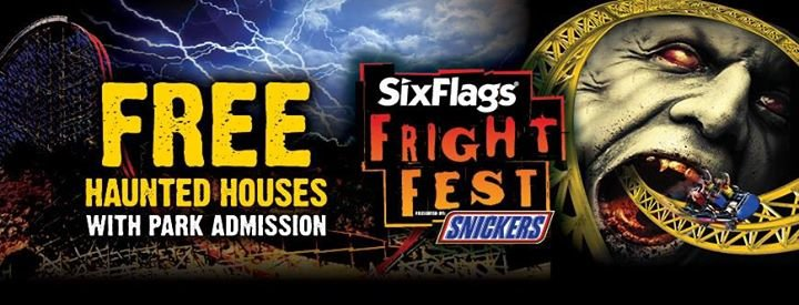 Six Flags Fiesta Texas cover