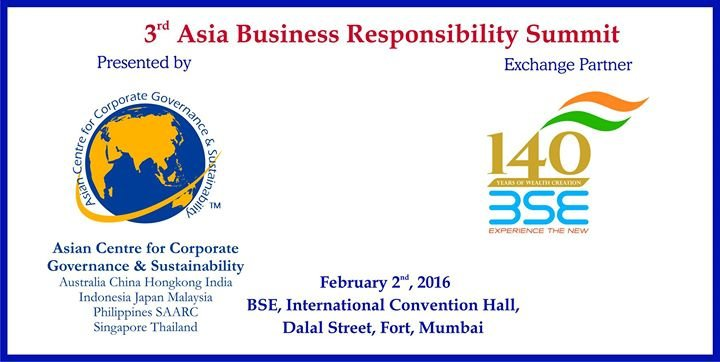 Asian Centre for Corporate Governance & Sustainability cover