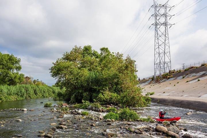 River L.A. cover