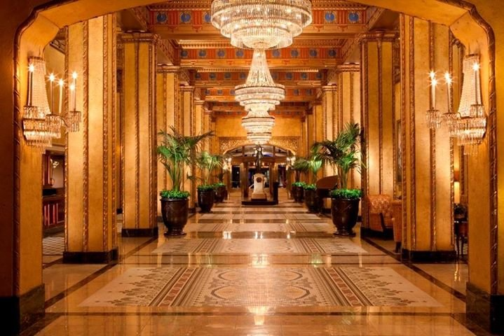 The Roosevelt New Orleans, a Waldorf Astoria Hotel cover