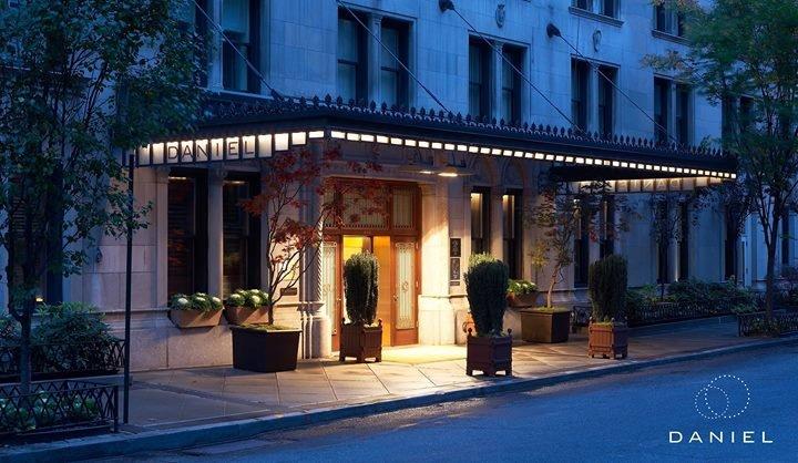 Restaurant Daniel cover