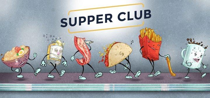 Supper Club cover