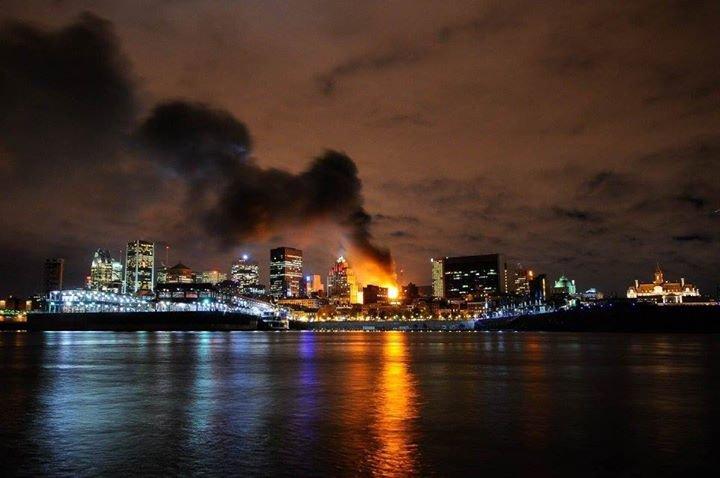 Association des Pompiers de Montréal cover