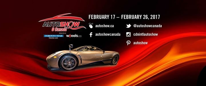 The Official Canadian International AutoShow cover