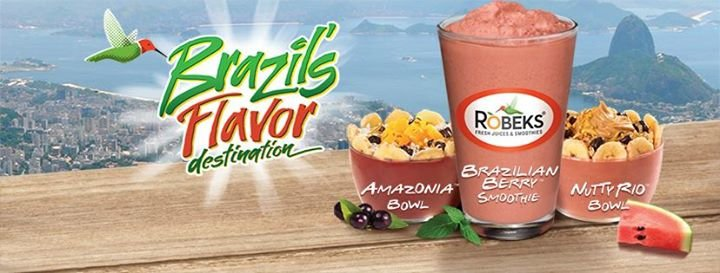 Robeks Fresh Juices & Smoothies cover