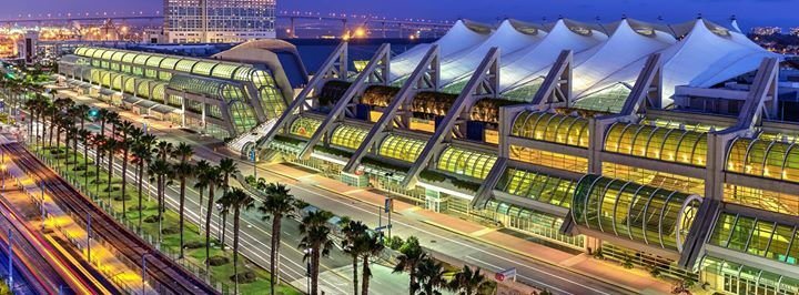 San Diego Convention Center cover