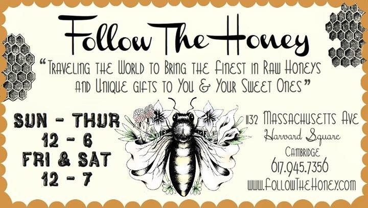Follow The Honey cover