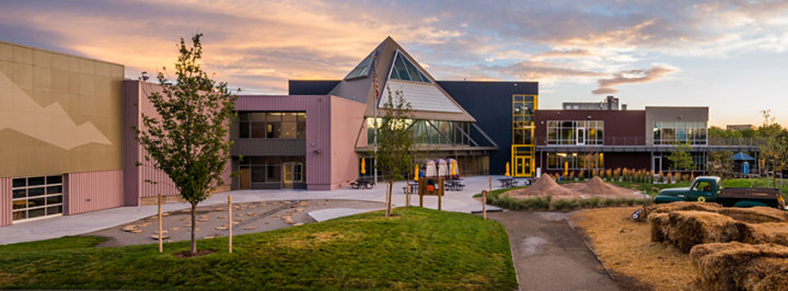 Children's Museum of Denver at Marsico Campus cover