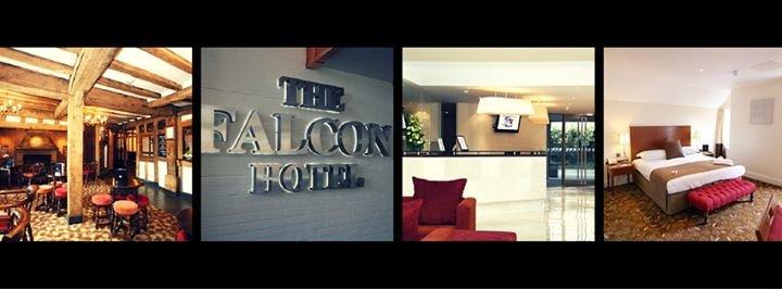 Falcon Hotel cover