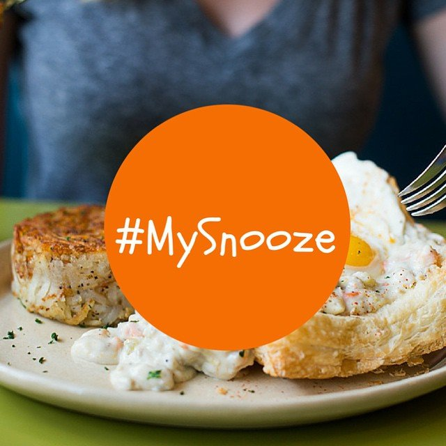 Snooze, an A.M. Eatery cover