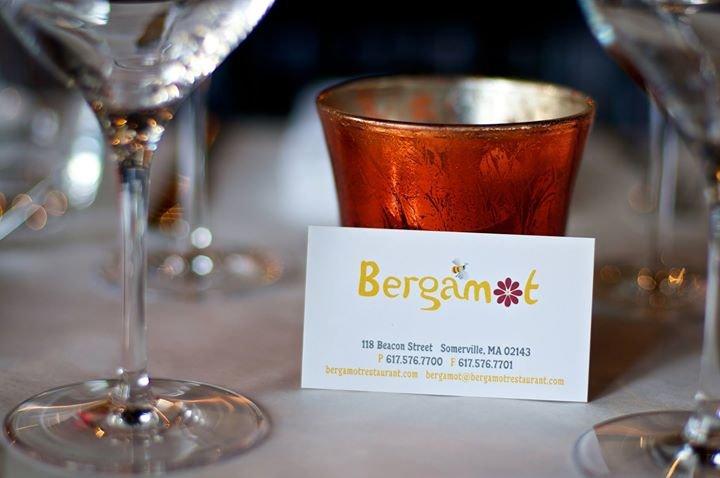 Bergamot cover