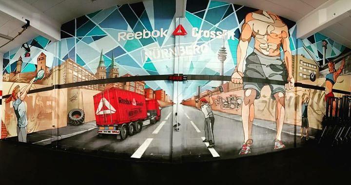 Reebok CrossFit Nürnberg cover