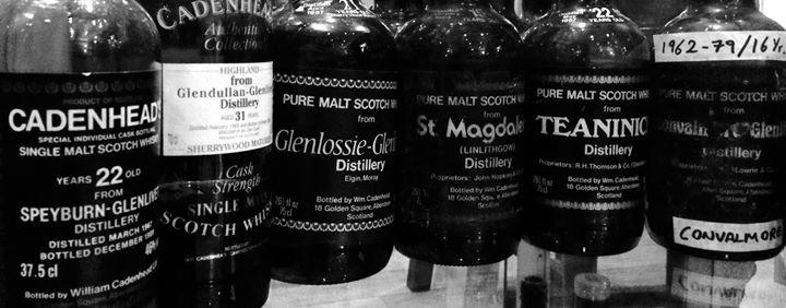 Dornoch Castle Whisky Bar cover