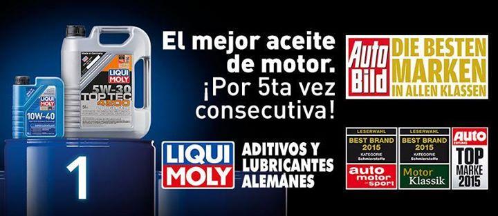 Liqui Moly Shop España cover
