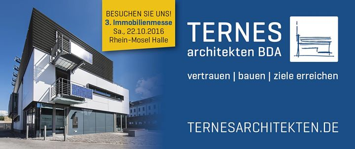 TERNES architekten BDA cover
