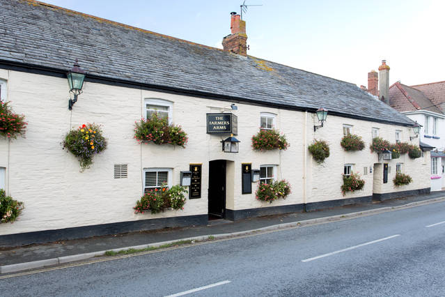 Farmers Arms cover