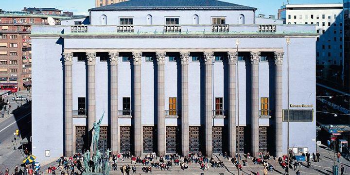 Konserthuset Stockholm cover