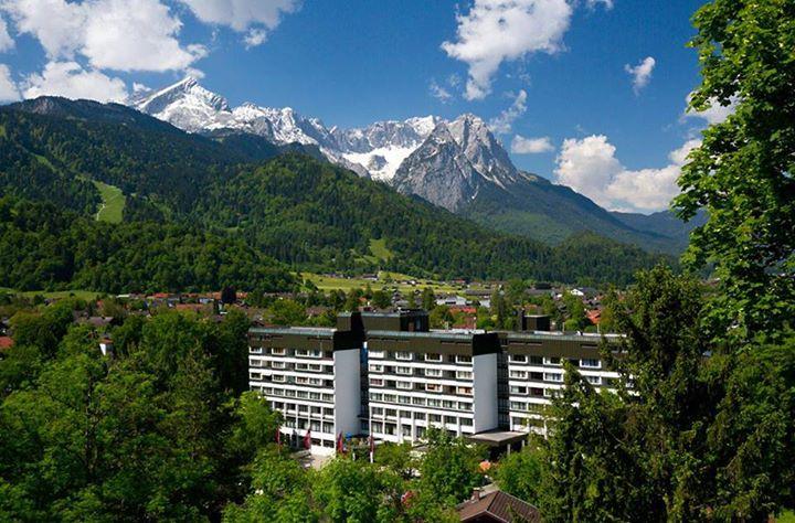 Mercure Hotel Garmisch-Partenkirchen cover