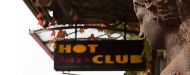 Hot Jazz Club cover