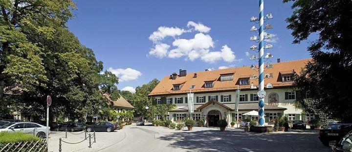 Brauereigasthof Hotel Aying cover