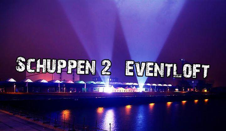Schuppen 2 - Eventloft cover