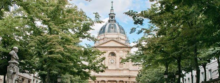Sorbonne Université - Faculté des lettres cover