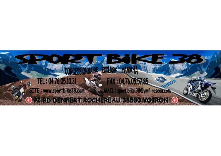 SPORT BIKE 38 cover