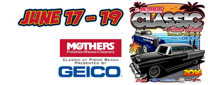 The Classic At Pismo Beach Car Show Pismo Beach United States - Classic car show pismo beach