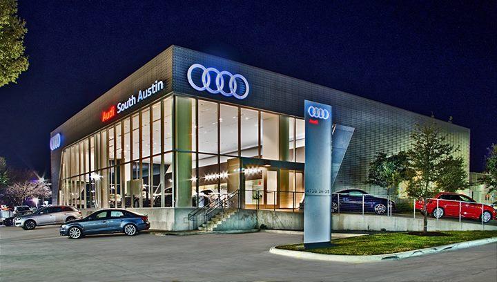 Audi South Austin Austin United States - Audi dealership austin