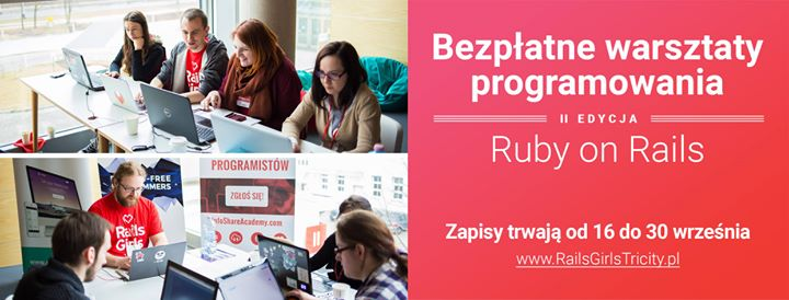 Rails Girls Tricity cover
