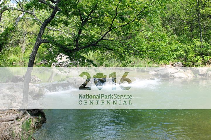 Chickasaw National Recreation Area cover