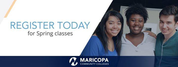 Mesa Community College cover