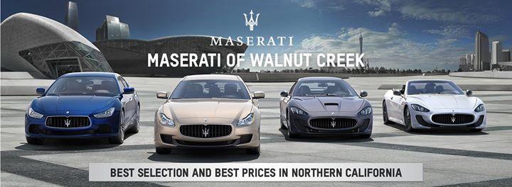 Maserati of Walnut Creek cover