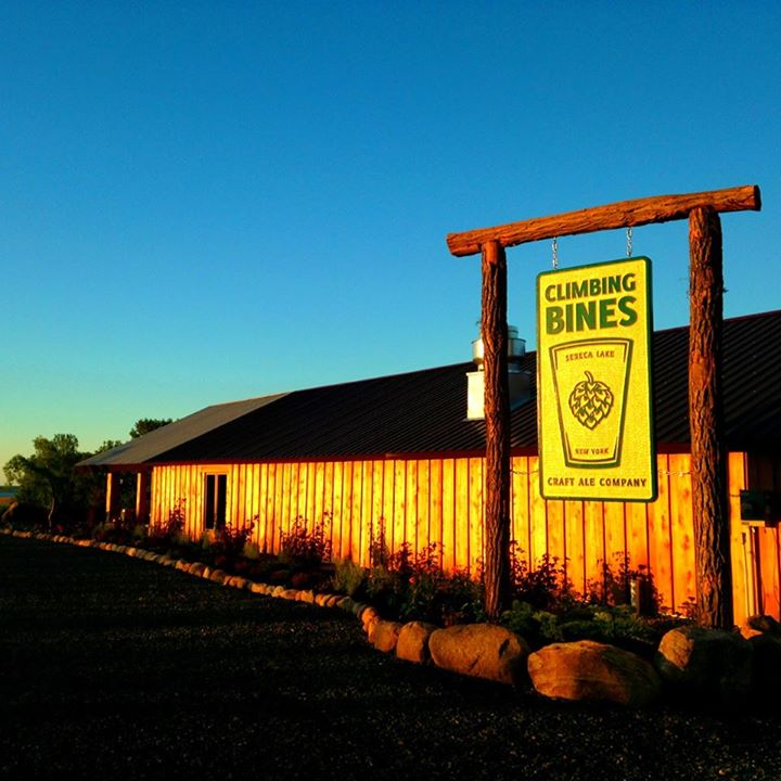 Climbing Bines Hop Farm and Craft Ale Company cover