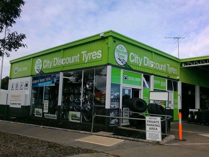 City Discount Tyres Elizabeth cover