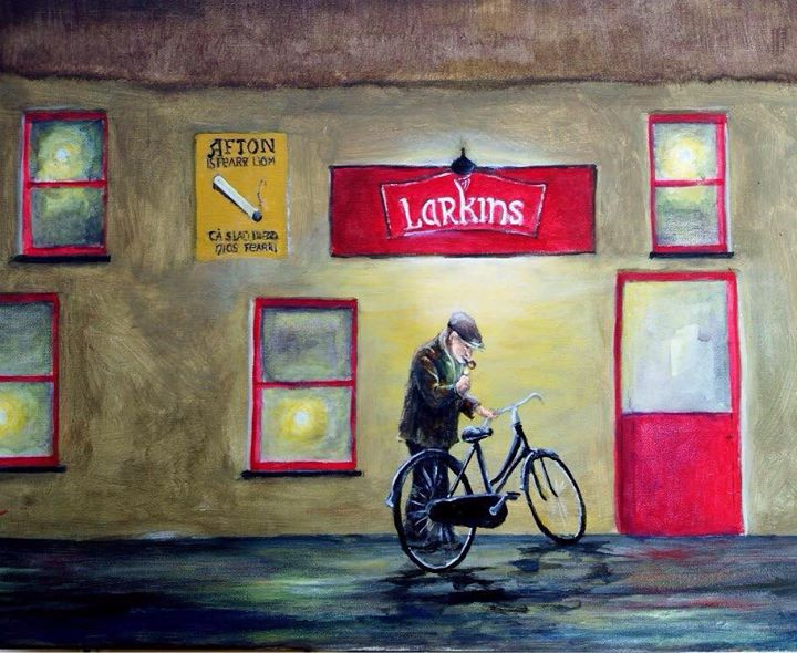 Larkins Bar & Restaurant cover