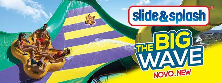 Slide & Splash - Oficial cover