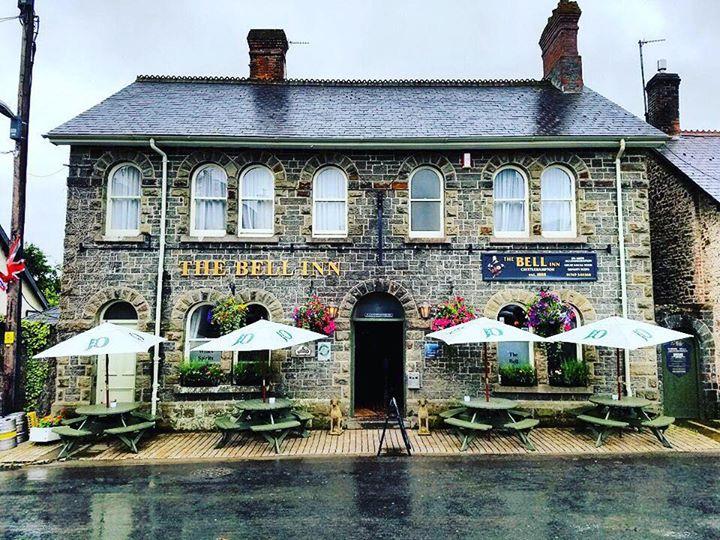 The Bell Inn Chittlehampton cover