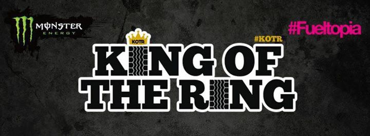 King of the Ring cover