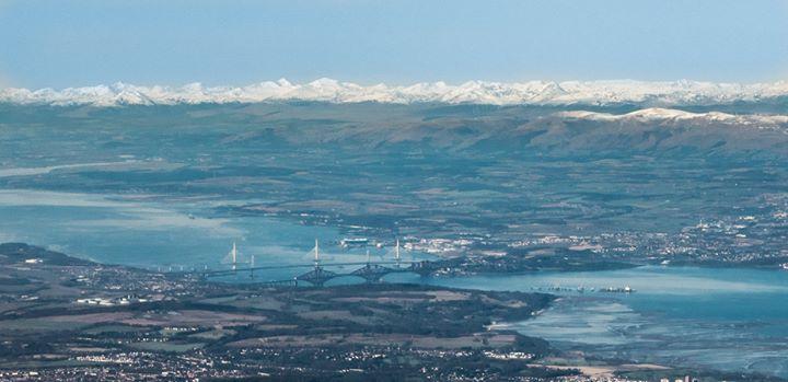 Aerial View Scotland cover