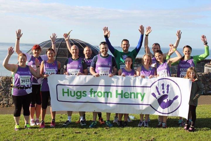 Hugs from Henry cover