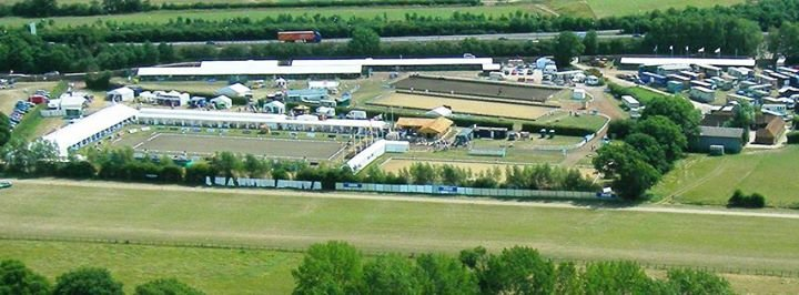 Dressage at Hickstead cover