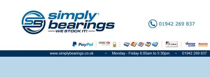 Simply Bearings Ltd cover