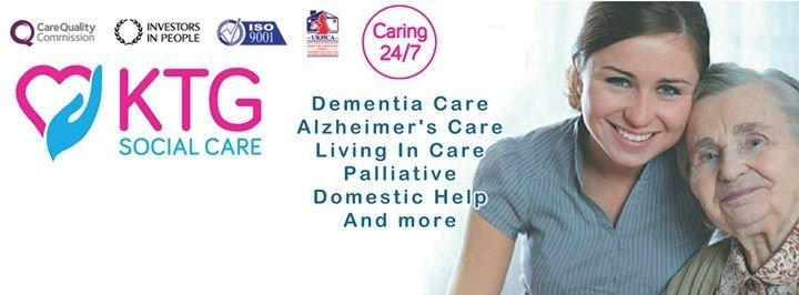 KTG Social Care cover